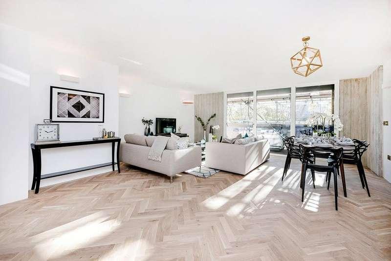 2 Bedrooms Flat for sale in Grosvenor Avenue, Islington, London