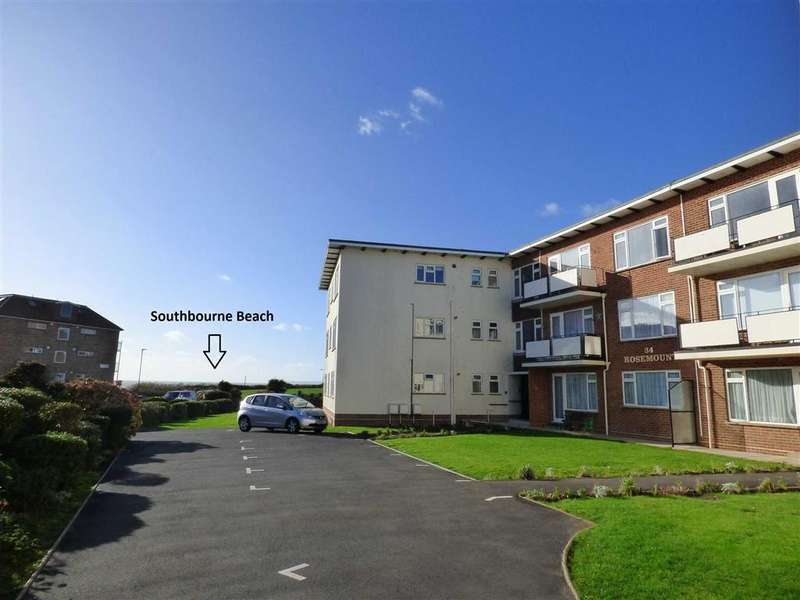 3 Bedrooms Flat for sale in St Catherines Road, Southbourne, Bournemouth, Dorset