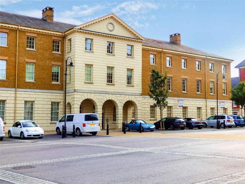 2 Bedrooms Apartment Flat for sale in Queen Mother Square, Poundbury, Dorset