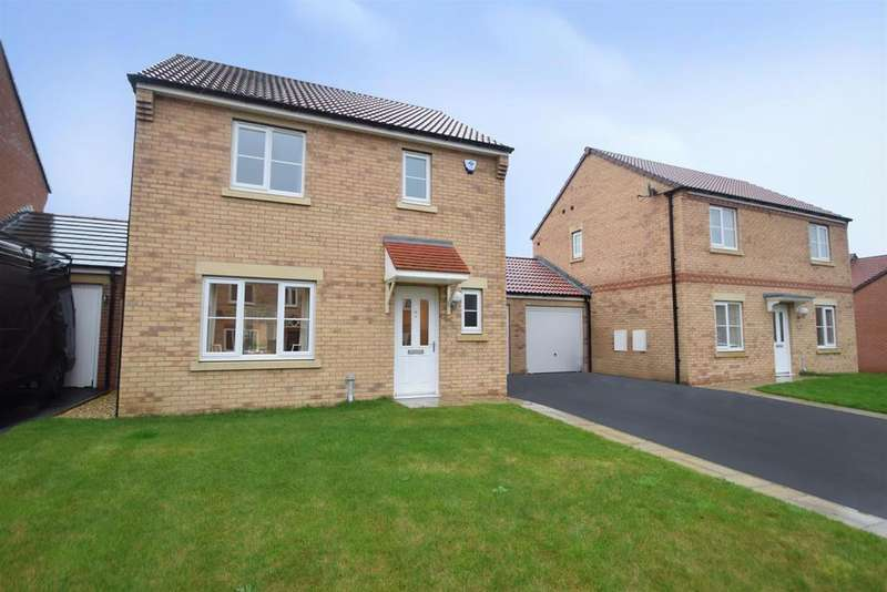 3 Bedrooms Detached House for sale in Ridley Gardens, Earsdon View
