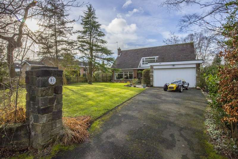 4 Bedrooms House for sale in Errington Road, Ponteland, Newcastle Upon Tyne