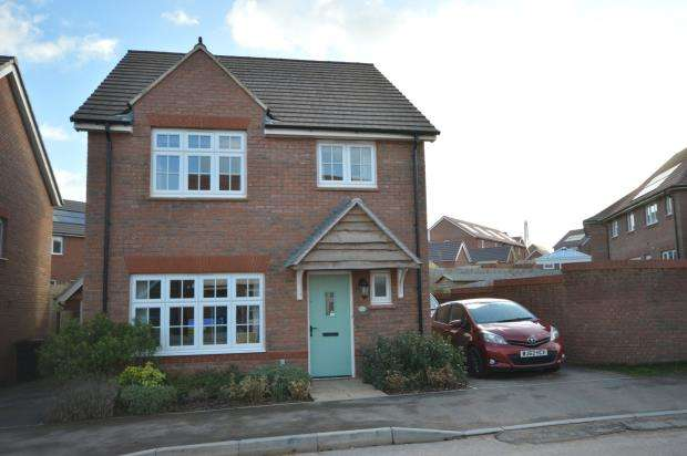 4 Bedrooms Detached House for sale in Woodland Drive, Exeter, Devon