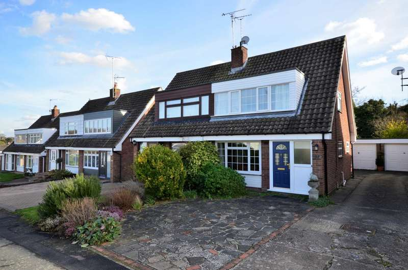 3 Bedrooms Semi Detached House for sale in Southridge, Billericay