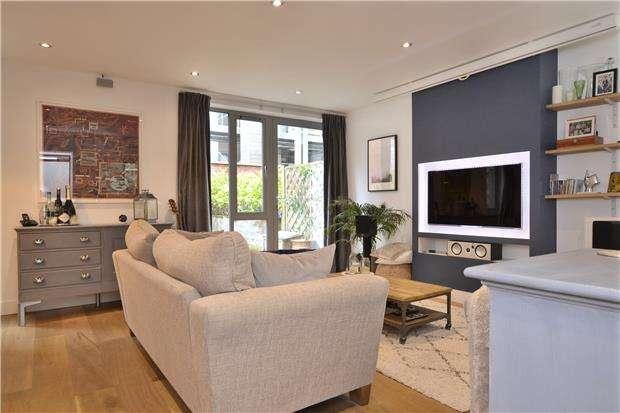 3 Bedrooms Maisonette Flat for sale in Bath Buildings, Montpelier, Bristol, BS6 5BE