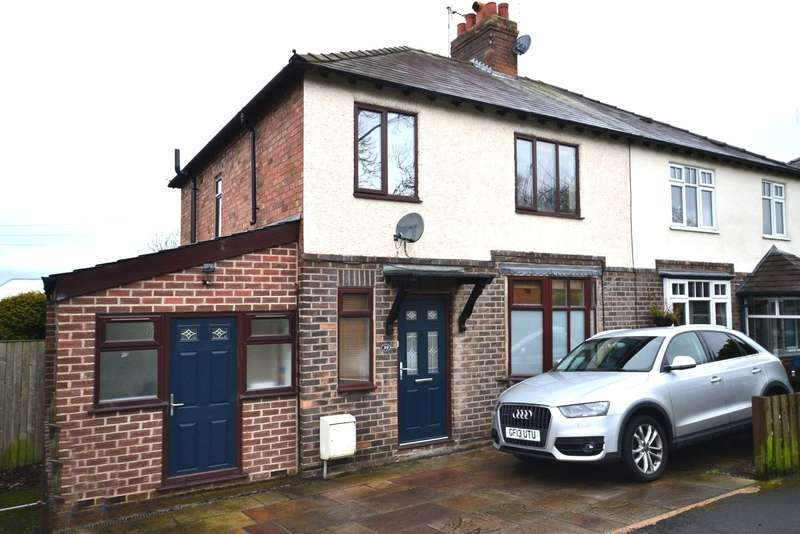 2 Bedrooms Semi Detached House for sale in Swettenham Street, Macclesfield