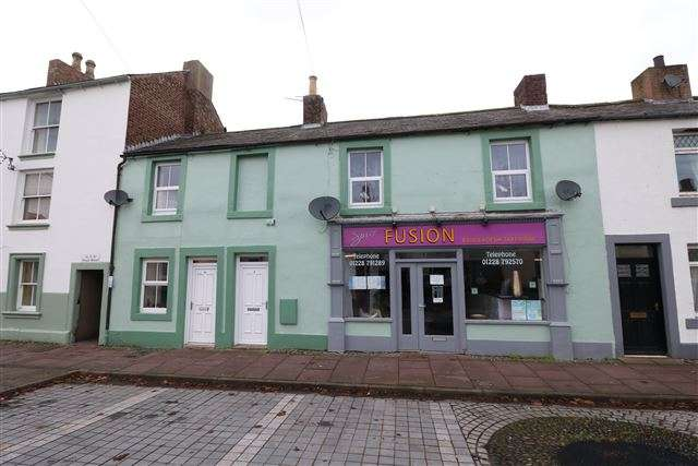 3 Bedrooms Terraced House for sale in Swan Street, Longtown, Carlisle, Cumbria, CA6 5UY