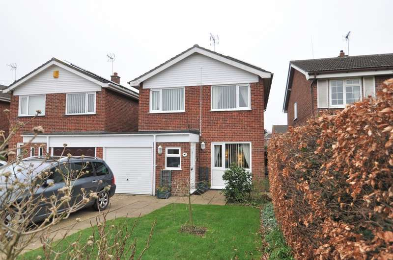 3 Bedrooms Detached House for sale in Darby Road, Beccles