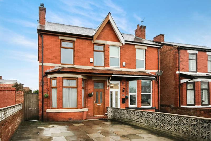 2 Bedrooms Semi Detached House for sale in Wennington Road, Southport