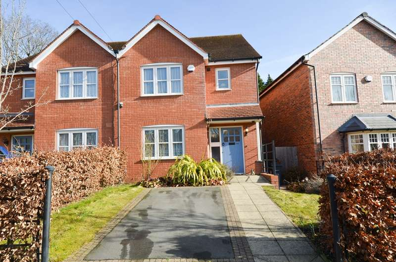 3 Bedrooms Semi Detached House for sale in Sunderton Road, Kings Heath , Birmingham, B14