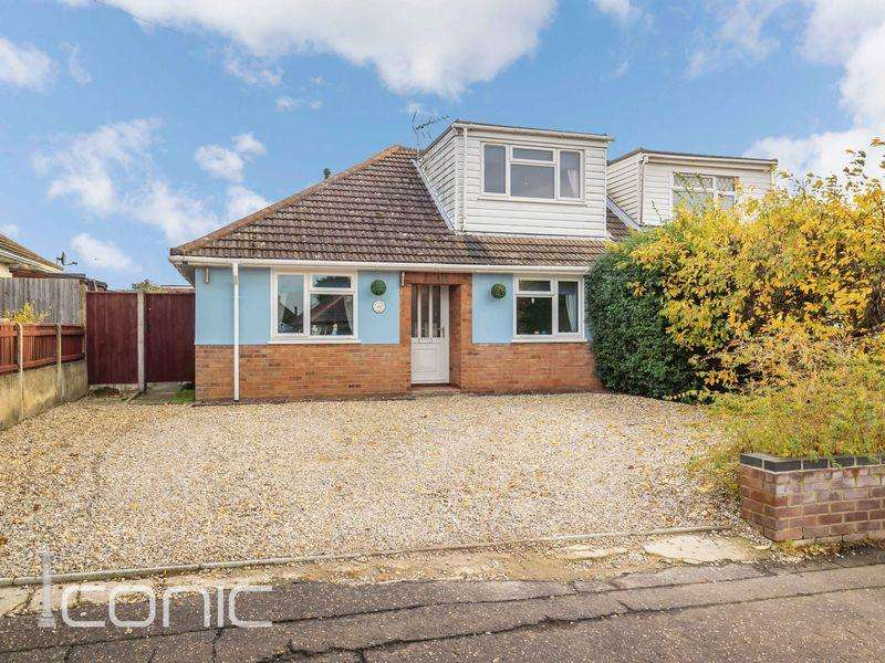4 Bedrooms Chalet House for sale in Dennis Road, Hellesdon, Norwich