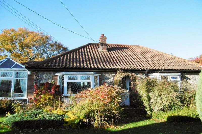 2 Bedrooms Detached Bungalow for sale in West Beckham