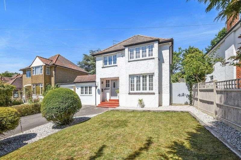 4 Bedrooms Property for sale in Warren Road, Nork, Banstead, Surrey
