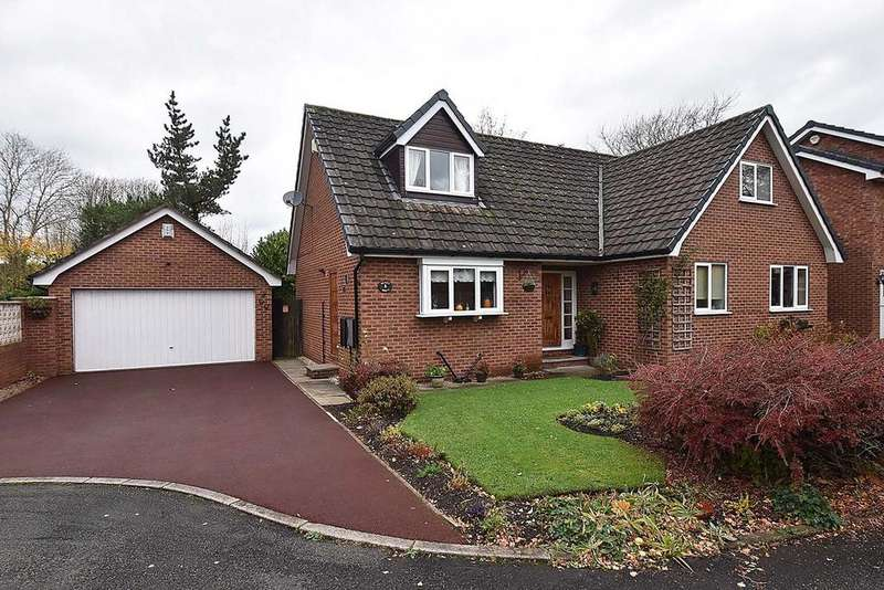 5 Bedrooms Detached House for sale in Barnswood Close, Grappenhall Village