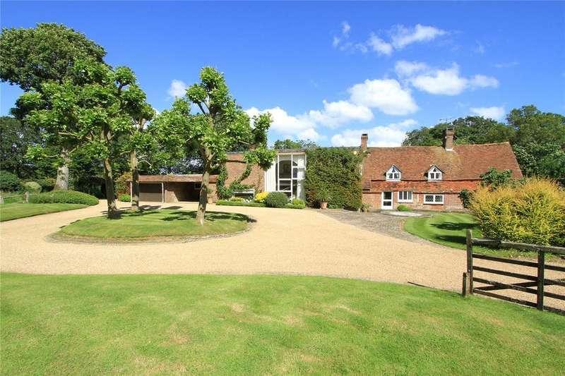 6 Bedrooms Detached House for sale in Rickmans Lane, Plaistow, Billingshurst, West Sussex, RH14
