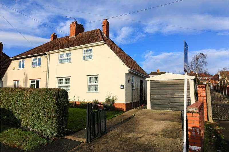 3 Bedrooms Semi Detached House for sale in The Crescent, Sea Mills, Bristol, BS9