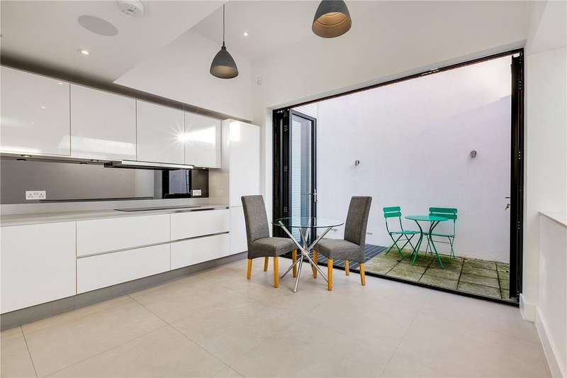 2 Bedrooms End Of Terrace House for sale in Humbolt Road, London, W6