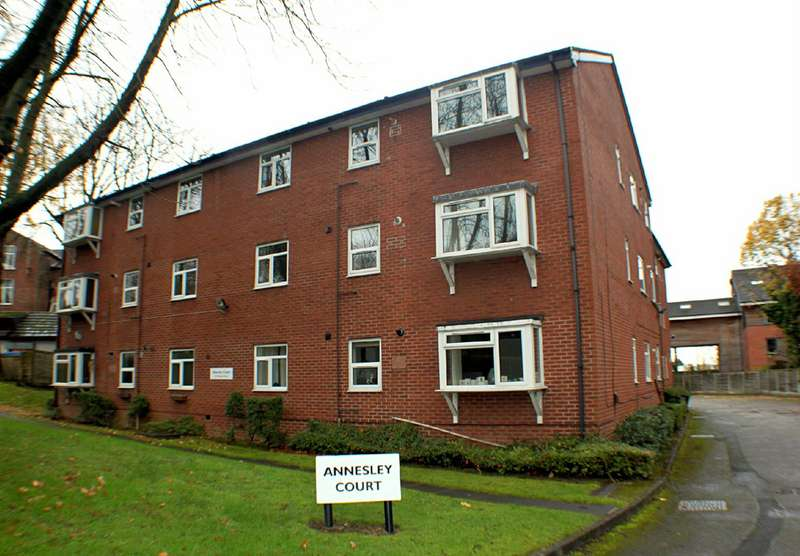 1 Bedroom Flat for sale in Annesley Court, Monton Road, Manchester
