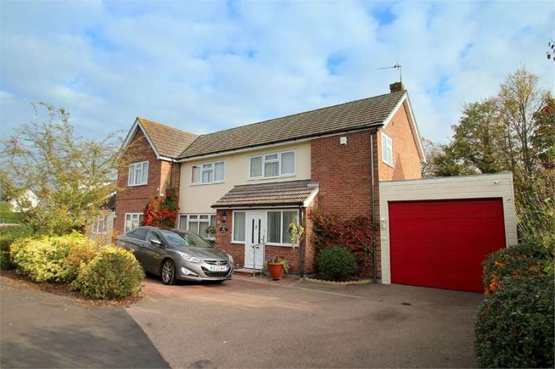 6 Bedrooms Detached House for sale in Manor Close, Great Horkesley, Colchester, Essex