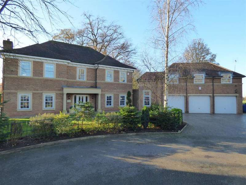 5 Bedrooms Detached House for sale in Cherry Tree Close, Brandesburton, Driffield, YO25 8RE