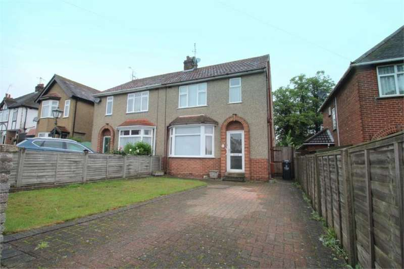 3 Bedrooms Semi Detached House for sale in Barn Hall Avenue, Colchester, Essex