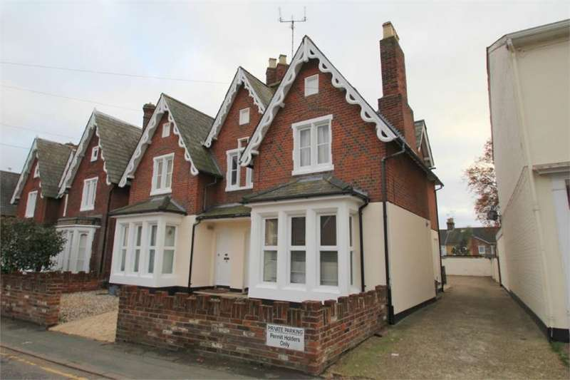 1 Bedroom Flat for sale in Military Road, Colchester, Essex