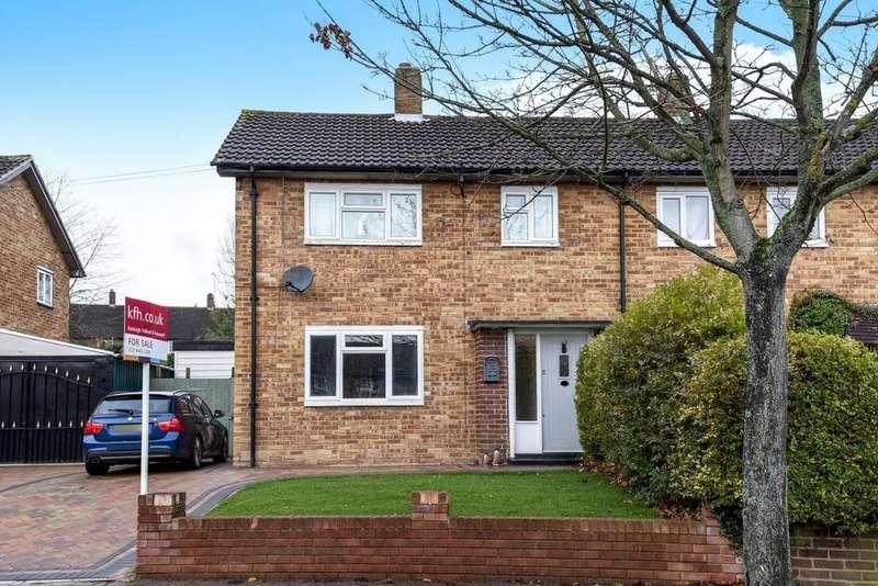 2 Bedrooms Terraced House for sale in Kingsdown Way, Hayes