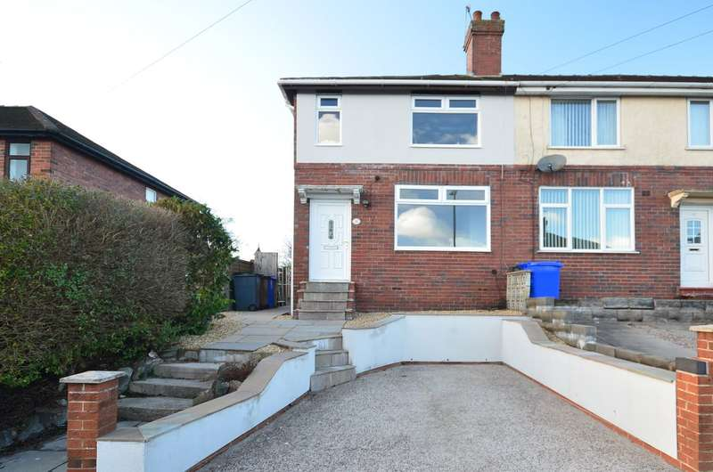 3 Bedrooms Terraced House for sale in Broadway Meir, ST3 5PF