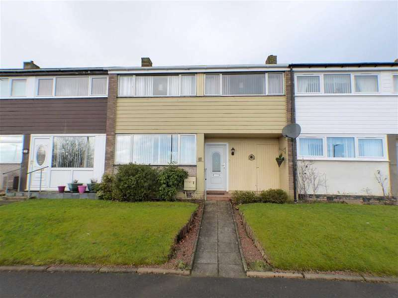 3 Bedrooms Terraced House for sale in Jamaica Drive, Westwood, EAST KILBRIDE
