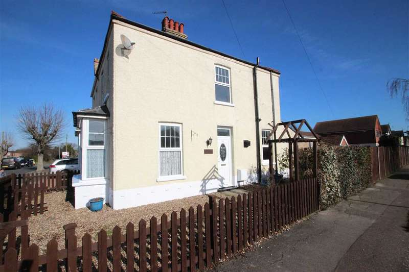 3 Bedrooms Semi Detached House for sale in Bockings Grove, Clacton-on-Sea