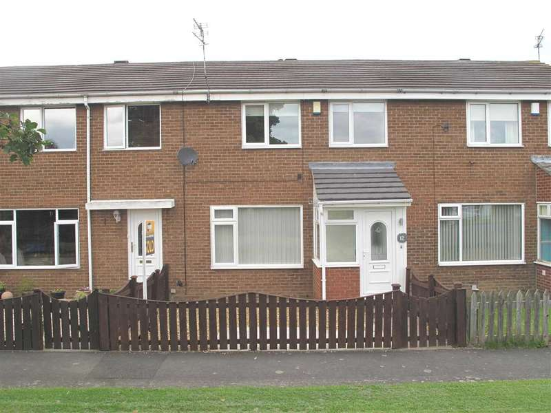 3 Bedrooms Terraced House for rent in Purbeck Gardens, Eastfield Chase, Cramlington