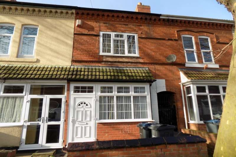 2 Bedrooms Property for sale in Pretoria Road, Bordesley Green, Birmingham, B9