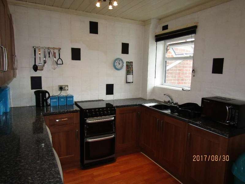 2 Bedrooms House for sale in Newcastle Street, Crewe