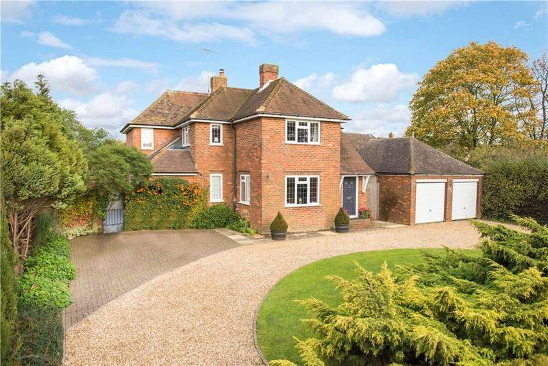 4 Bedrooms Unique Property for sale in Leighton Road, Wing, Leighton Buzzard, Buckinghamshire
