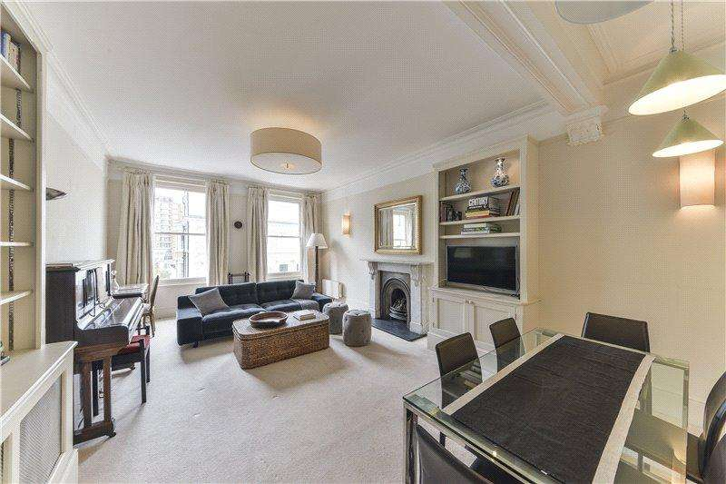 2 Bedrooms Flat for sale in Southwell Gardens, London, SW7