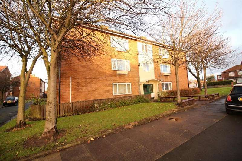 2 Bedrooms Flat for sale in Hillsview Avenue, Newcastle Upon Tyne