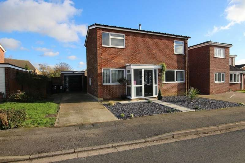 3 Bedrooms Detached House for sale in Longfields, Ely