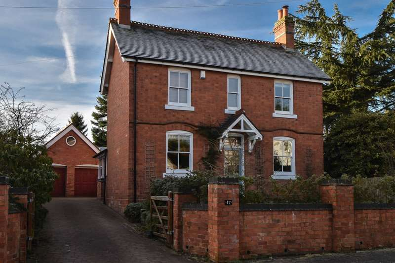 4 Bedrooms Detached House for sale in Dodford Road, Bournheath, Bromsgrove, B61