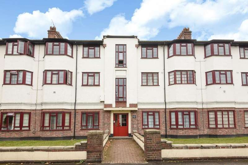 1 Bedroom Flat for sale in Morden Hall Road, Morden