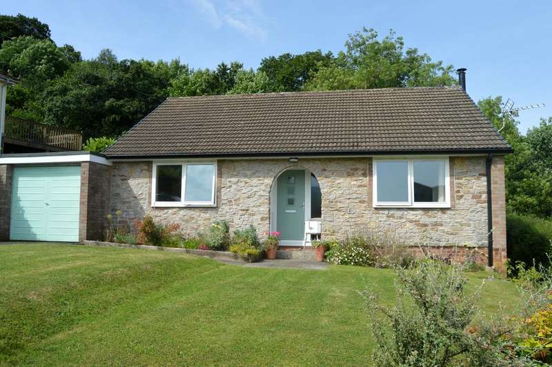 2 Bedrooms Detached Bungalow for sale in 4 Poplar Drive Church Stretton SY6 7BW