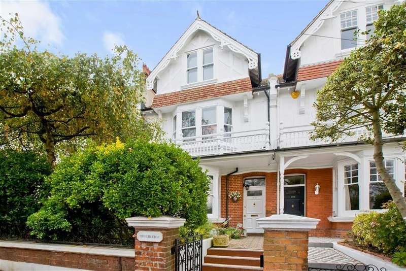 4 Bedrooms Terraced House for sale in Stanford Avenue, Brighton, East Sussex