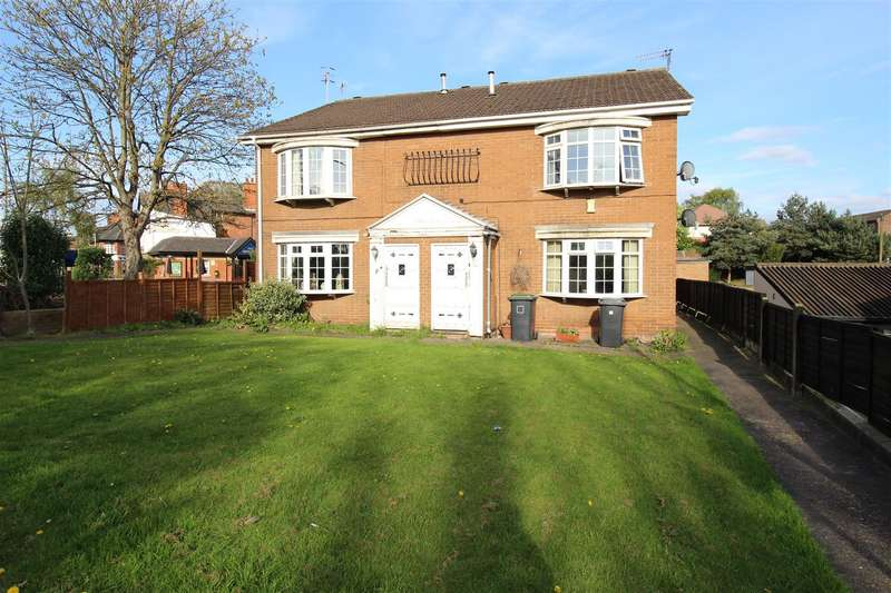 2 Bedrooms Maisonette Flat for sale in Bessell Lane, Stapleford