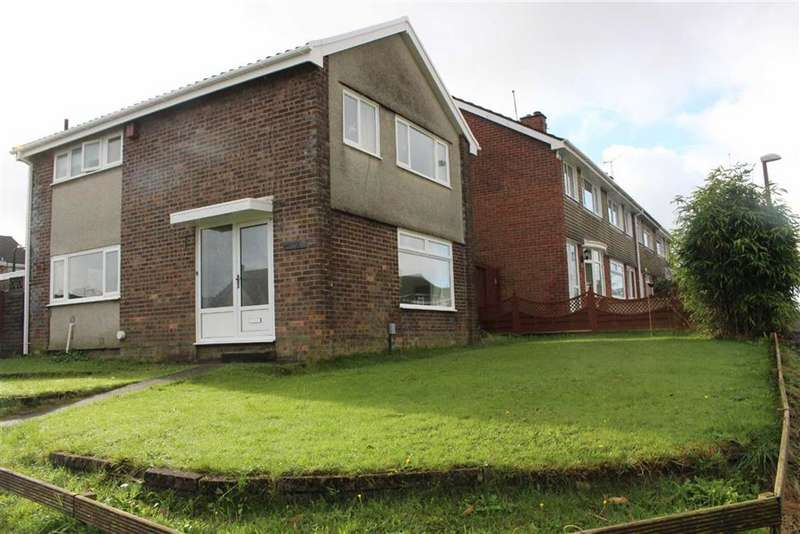 3 Bedrooms Detached House for sale in Wellfield, Dunvant