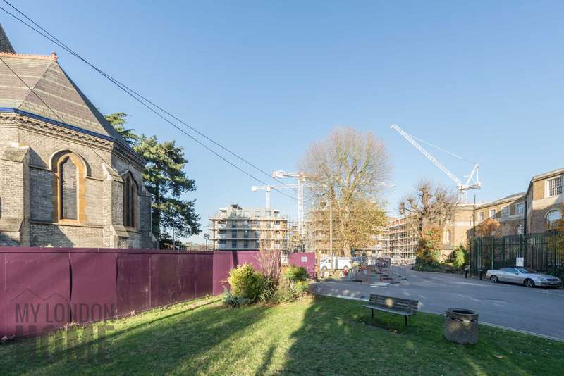 1 Bedroom Apartment Flat for sale in St Bernard's Gate, Ealing, London, UB1