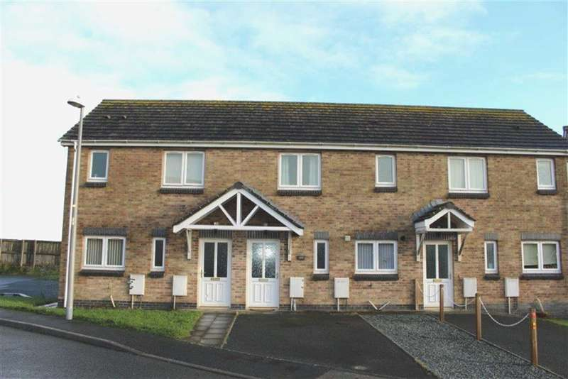 2 Bedrooms Terraced House for sale in Skomer Drive, Milford Haven