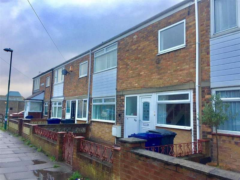 3 Bedrooms Terraced House for sale in Froude Avenue, South Shields