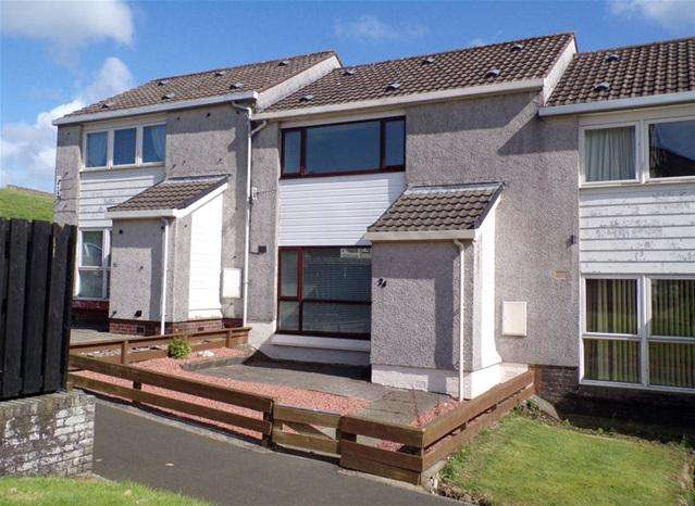 2 Bedrooms Terraced House for sale in 24 Meadowburn Place, Campbeltown, PA28 6ST