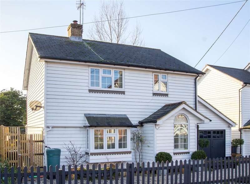 4 Bedrooms Detached House for sale in Battle Road, Cripps Corner