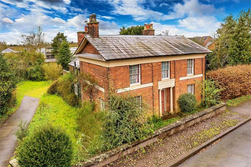 4 Bedrooms Detached House for sale in 1 Station Road, Newport, Shropshire, TF10