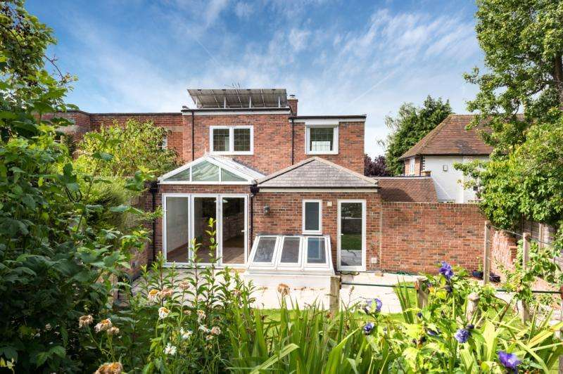 5 Bedrooms Semi Detached House for sale in Mere Road, Oxford
