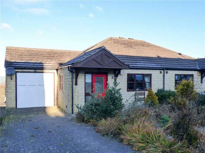 4 Bedrooms Semi Detached House for sale in Box Tree Grove, Keighley, West Yorkshire